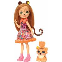 Mattel Enchantimals Cherish Cheetah Doll
