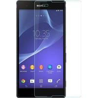 MTP Products Sony Xperia T2 Ultra Amorus Hærdet Glas Beskyttelsesfilm