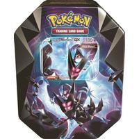 Pokemon Ultra Prism Dawn Wings Necrozma-GX Tin Box