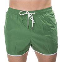 Calvin Klein - CK NYC Short Runner Swim Shorts Green