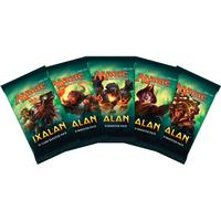 Magic The Gathering Ixalan Booster 5-Pack. Spel Kort