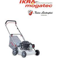 Gräsklippare Ikra Mogatec IBRM 1040 TL bensindriven + Olja