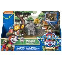 Paw Patrol Jungle Rescue Tracker & Mandy