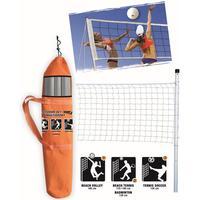 Multisport sæt (Volley, Beach Tennis, Badminton, tennis fodbold)