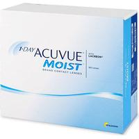 Johnson & Johnson 1-Day Acuvue Moist 180-pack