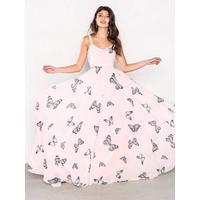 Ida Sjöstedt Calista Dress Maxiklänningar Soft Pink