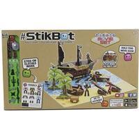 Stikbot Film Sæt Pirater - skab din egen film scene