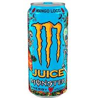 Monster Energy Mango Loco 50cl 24-pack24-pack