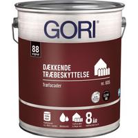 Gori 605 Træbeskyttelse Grøn 5L