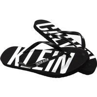 Calvin Klein Intense Power FF Sandal - Black - Str 43/44