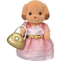 Sylvanian Families Town Girl Series Poodle