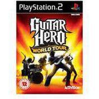 Guitar Hero: World Tour - Playstation 2 (brugt)