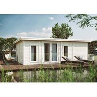 Silvan LILLEVILLA 442 hytte 30 m², 7,4x4m