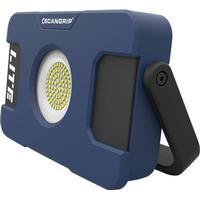 Scangrip Flood Lite M genopladelig LED arbejdslampe m/USB power bank