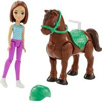 On The Go Pony and Doll