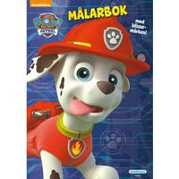 Egmont Toys Paw Patrol Painting Book