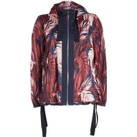 Moncler Printed Jacket with Hood