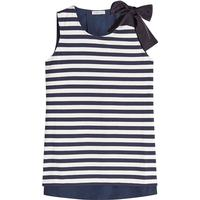Moncler Striped Sleeveless Top