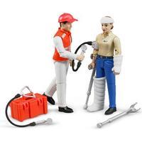 Bruder Emergency services Figure Set 62710