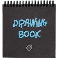 Volvo Lifestyle Kids Drawing Book