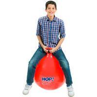 Gymnic Hüpfball HOP 55, Durchmesser 55 cm, rot