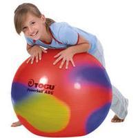 TOGU Powerball ABS, Gymnastikball marble, bunt, 45 cm