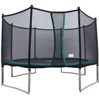 JumpMaster 365 cm trampolin inkl sikkerhedsnet