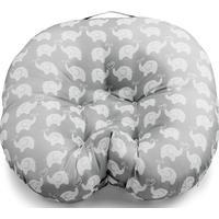 Chicco, Babypude, Boppy, Hug&Nest, Grå