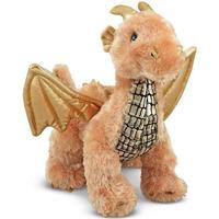 Lustre Dragon, Gulddrake - Melissa & Doug