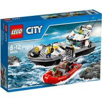 Lego Patrullbåt 60129