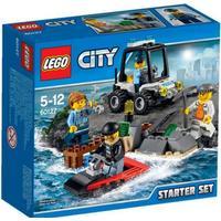 Lego Fängelseön startset 60127