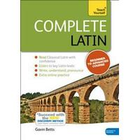 Teach Yourself Complete Latin (Pocket, 2014)