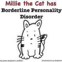 Millie the Cat Has Borderline Personality Disorder (Inbunden, 2015)