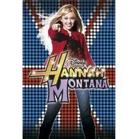 Hannah Montana Uk Poster