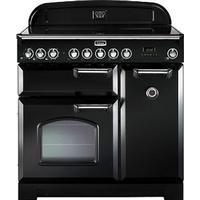 Falcon Classic Deluxe 90 Induction Schwarz