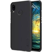 Nillkin Super Frosted Shield Huawei P20 Lite Cover - Sort