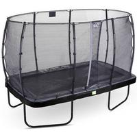 Exit Elegant Trampoline with Safetynet Economy 214x366cm 0757602bb59d2