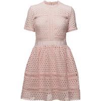 By Malina Emily Dress Dusty Pink