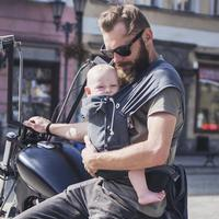 Didymos Didyklick Doubleface Anthracite