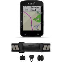 Garmin Edge 520 Plus Sensor-Bundle GPS-Fahrradcomputer + Herzfrequenz- / Trittfrequenz- / Geschwindigkeitssensor
