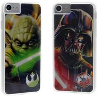 Lazerbuilt Star Wars Yoda / Vader Lenticular Case (iPhone 6/7/8)
