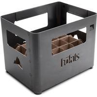 Höfats  Beer Box bålkurv, sort