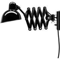 KAISER idell væglampe 6718-W, Blank Sort