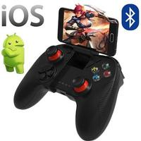 MTP Products Shinecon G04 Universal Bluetooth Gamepad med Holder - Android, iOS