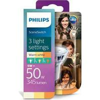 Philips LED SceneSwitch 50W GU10 4pk