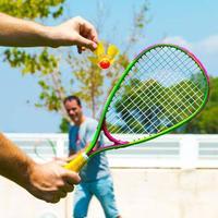 Nat Badmintonsæt (6 dele)