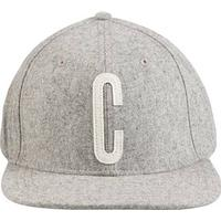 Jack & Jones Will Snapback Cap Grey