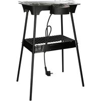 Elektrisk Grill Stander- og Bordmodel 2000 W