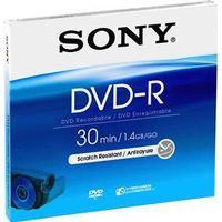 Sony DMR30A 5 x DVD-R Rohlinge 8cm 1.4 GB (5DMR30A)