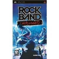 Rock Band Unplugged Game